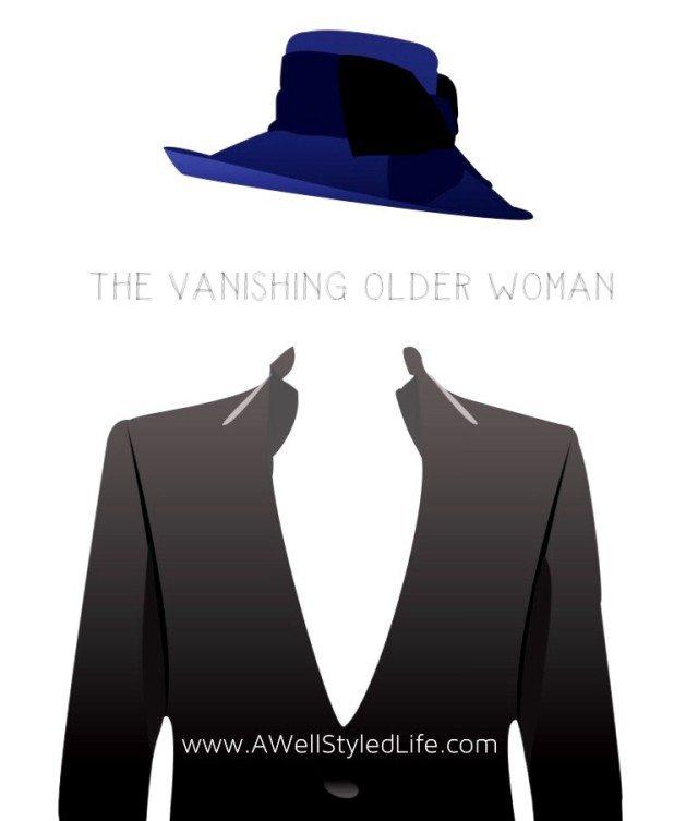 The Vanishing Older Woman