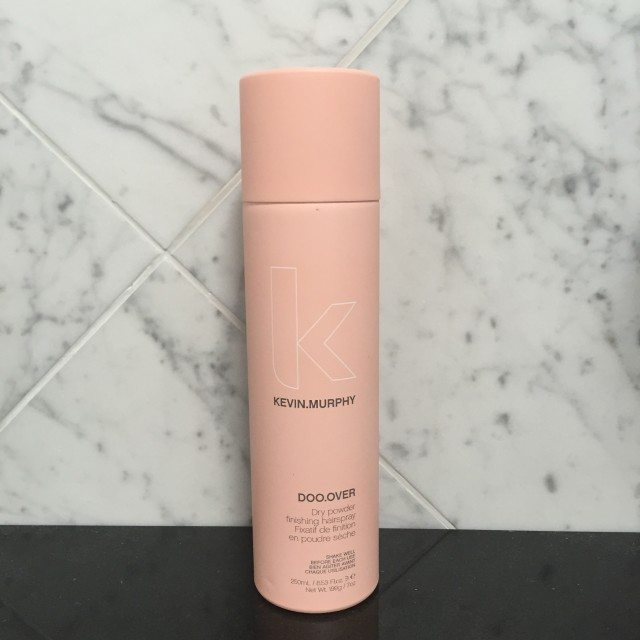 Not all hair finishing sprays are created equal. For hair loss, this new one from Kevin Murphy thickens your hair like nothing I've ever tried.