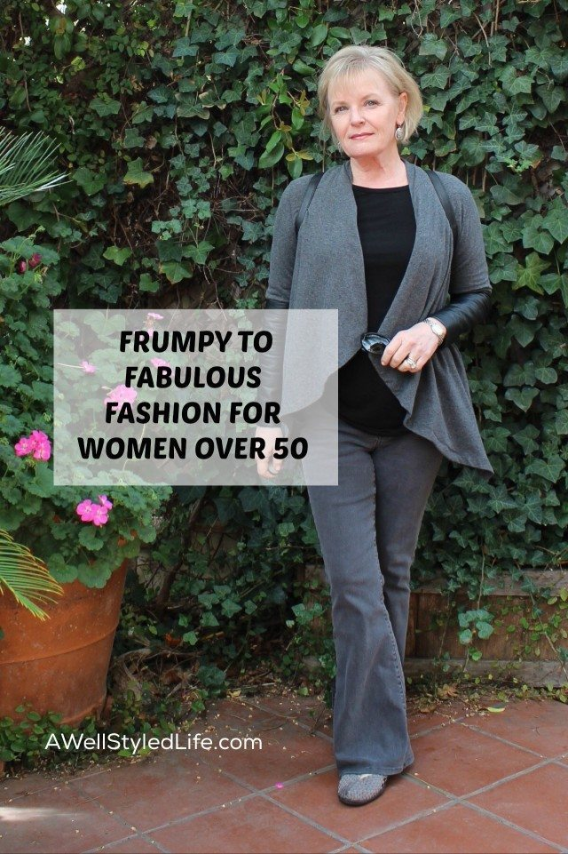 Casual need not be sloppy or frumpy.