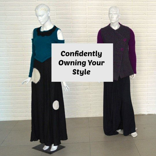 Confidently Owning Your Style