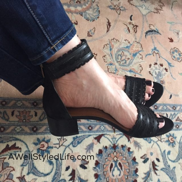 Block Heel Shoes for Spring