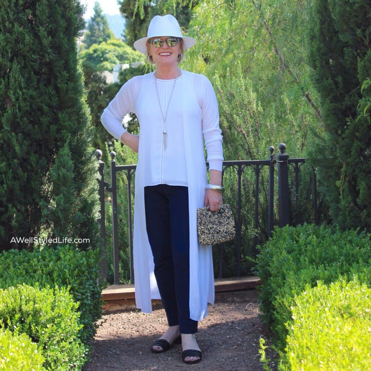 Summer Whites: Style Guide for Women Over 50