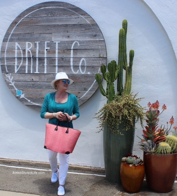 Look of the Week: White Style Over 50