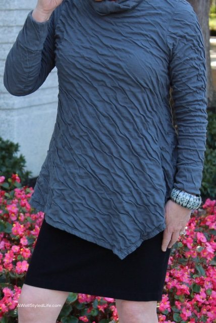 Cloud Tunic by Lisa Bayne at Artful Home