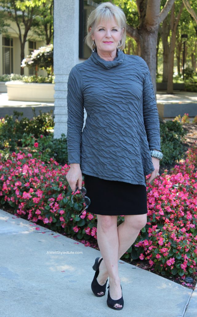 Cloud Tunic by Lisa Bayne from Artful Home