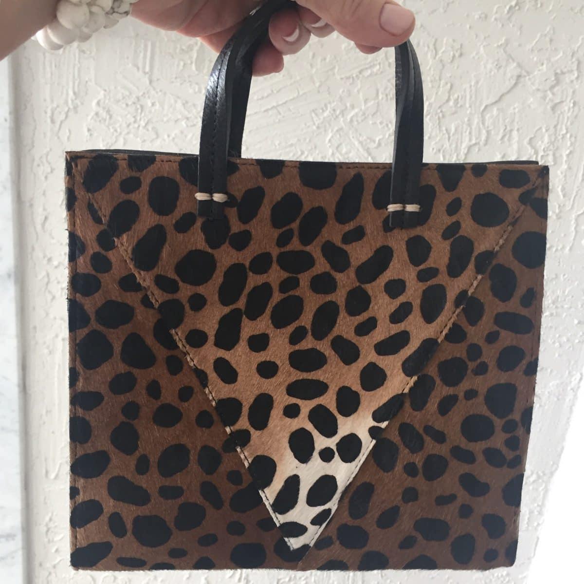Wearing Leopard