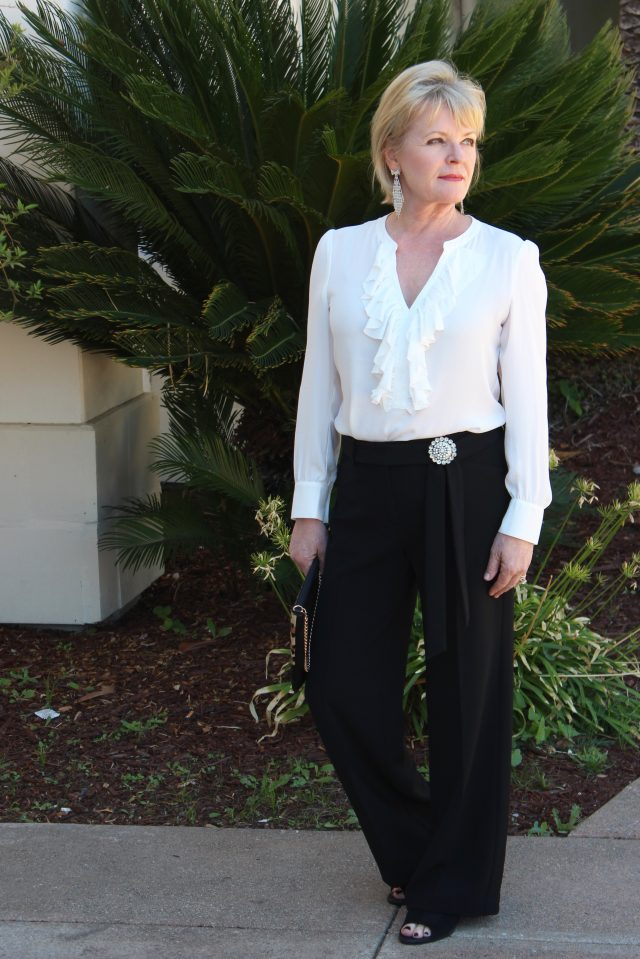holiday style tip, separates fromChico's