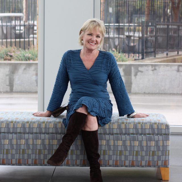 Carol Turner Fiore Surplice dress from Artful Home