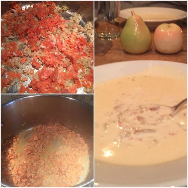how to make Smoked Salmon Chowder