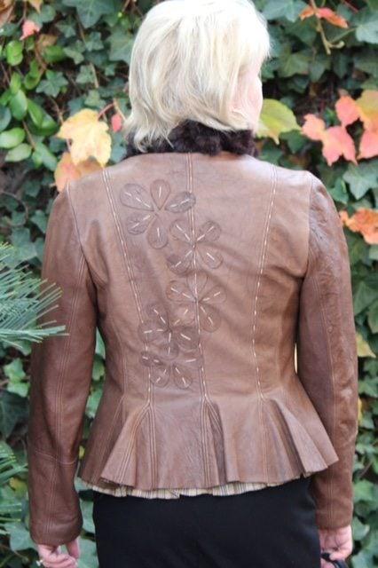 People Like Frank Leather Jacket