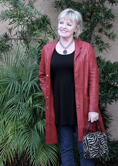 Style and Fashion blog for women over 50