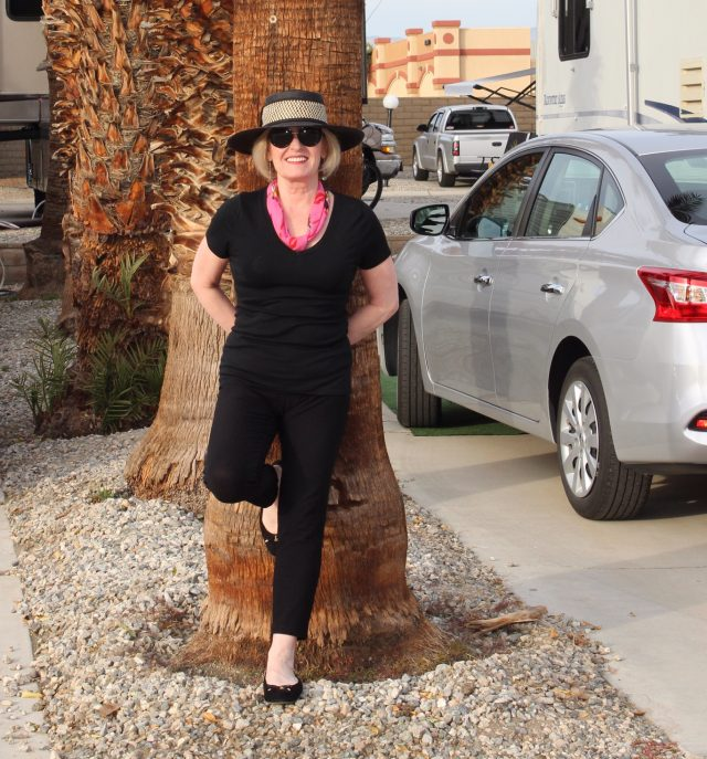 Fashion and Style for RV travel Over 50