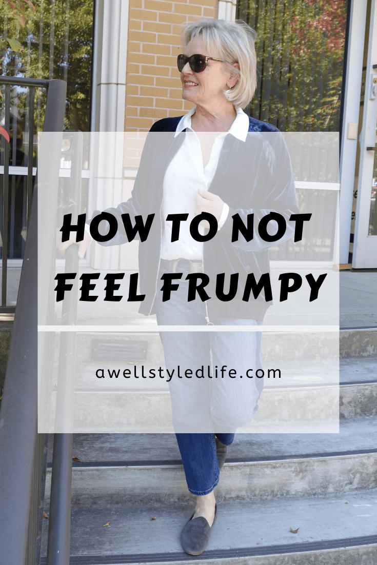 Do You Feel Frumpy?