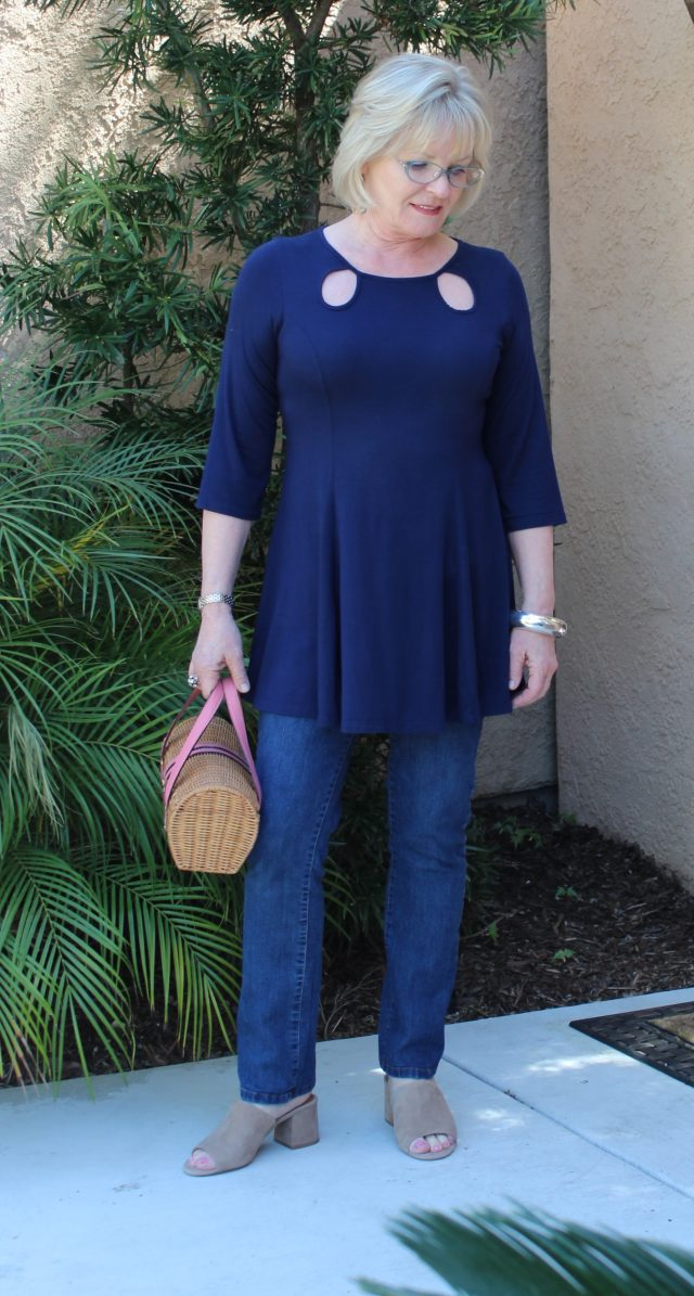 Alison Fit and Flare from Covered perfectly