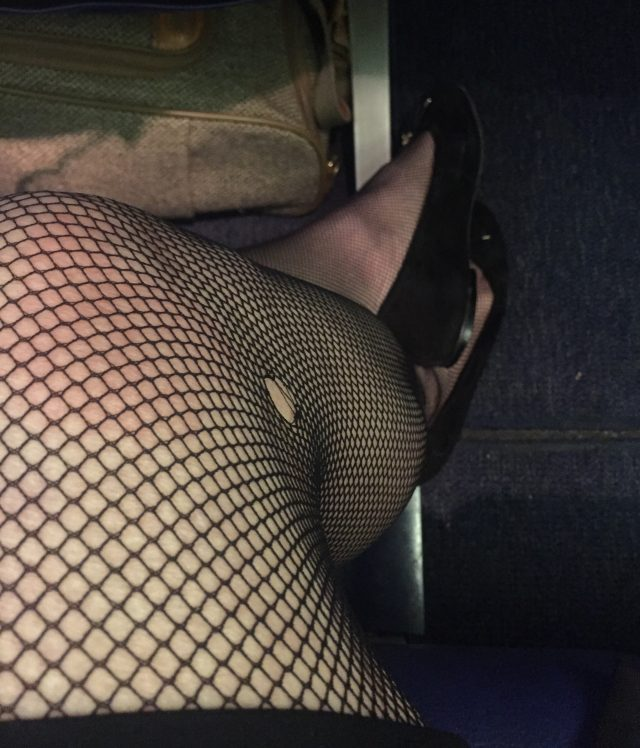 the hazards if travel on fishnets