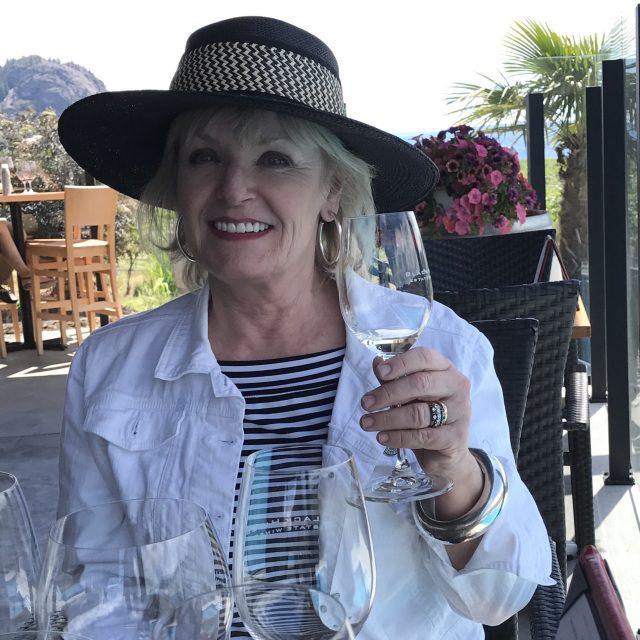 wine tasting at Black Hills Winery
