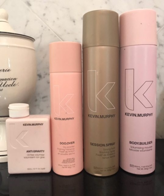 Kevin Murphy hair products on A Well Styled Life
