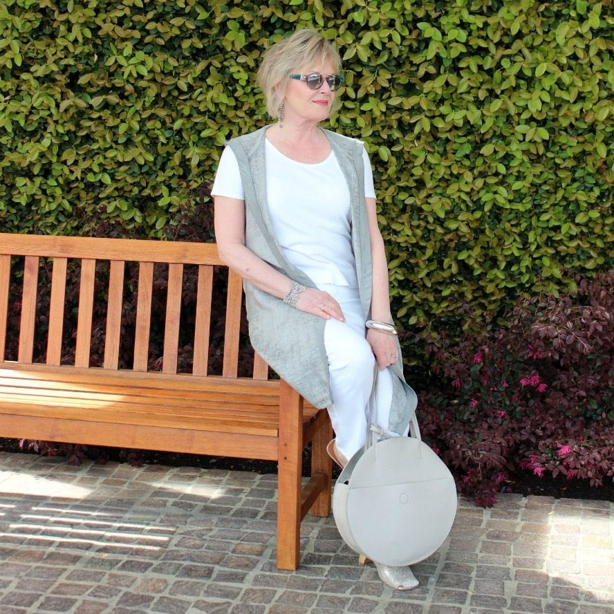 Look of the Week: Linen