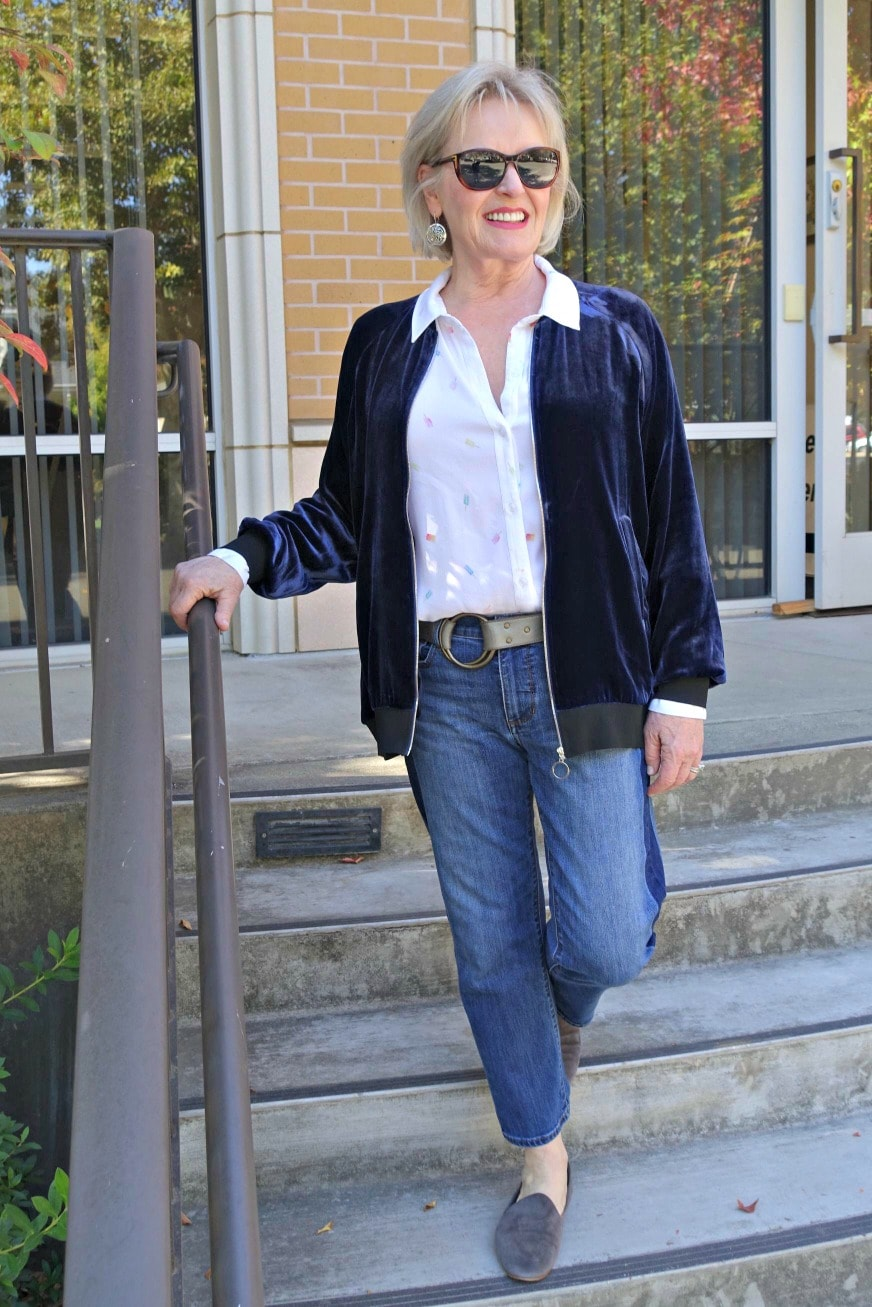 5 Wearable Fall Jeans Trends