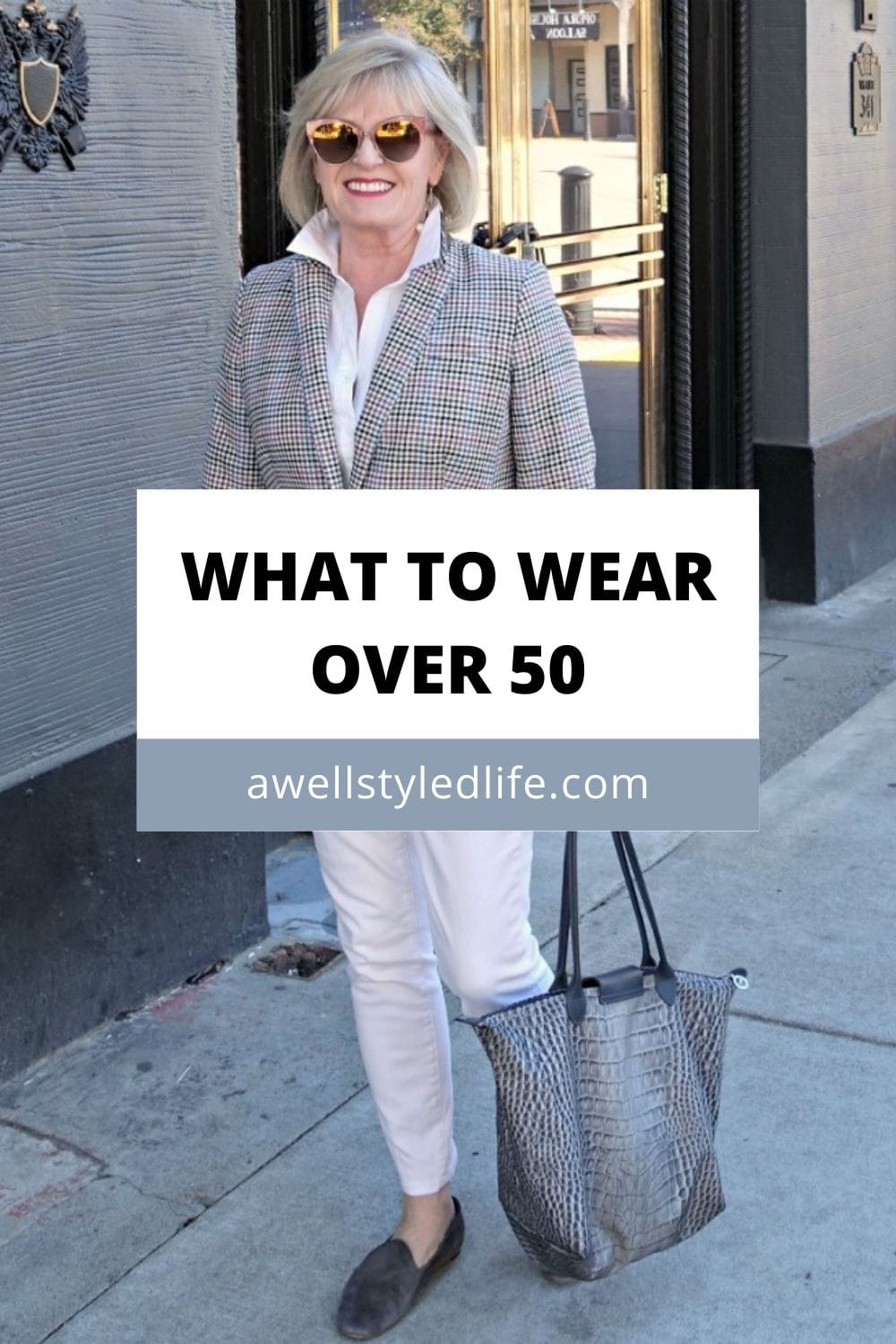 What To Wear Over 50
