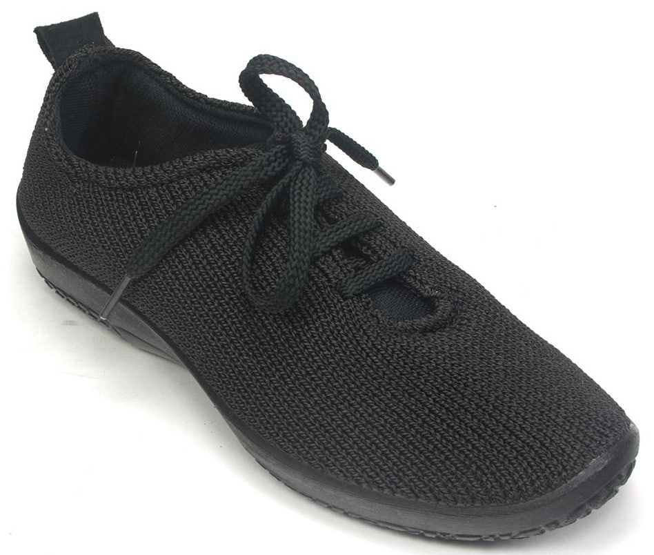 Archidedico lace up shoe in black