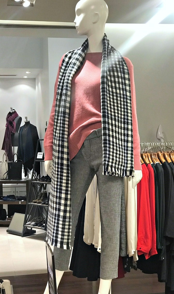 Banana Republic outfit on A Well Styled Life