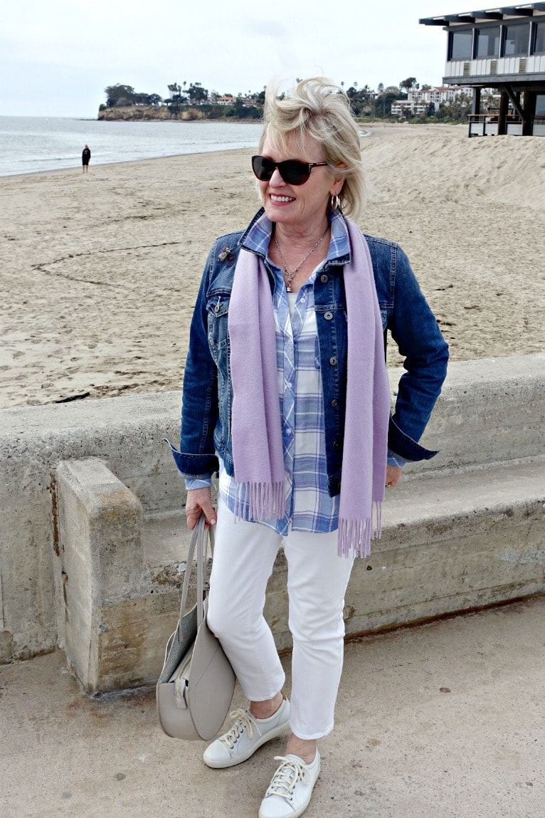 A Cold Day in Santa Barbara: What I Wore