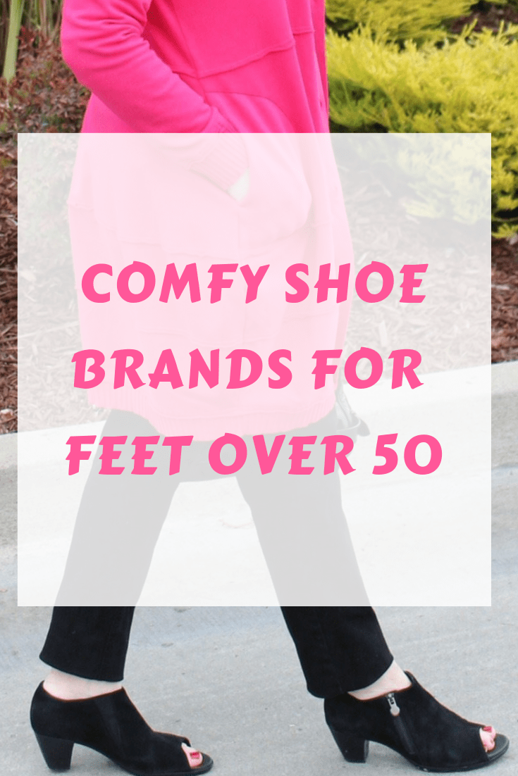 Comfy Shoes For Feet Over 50