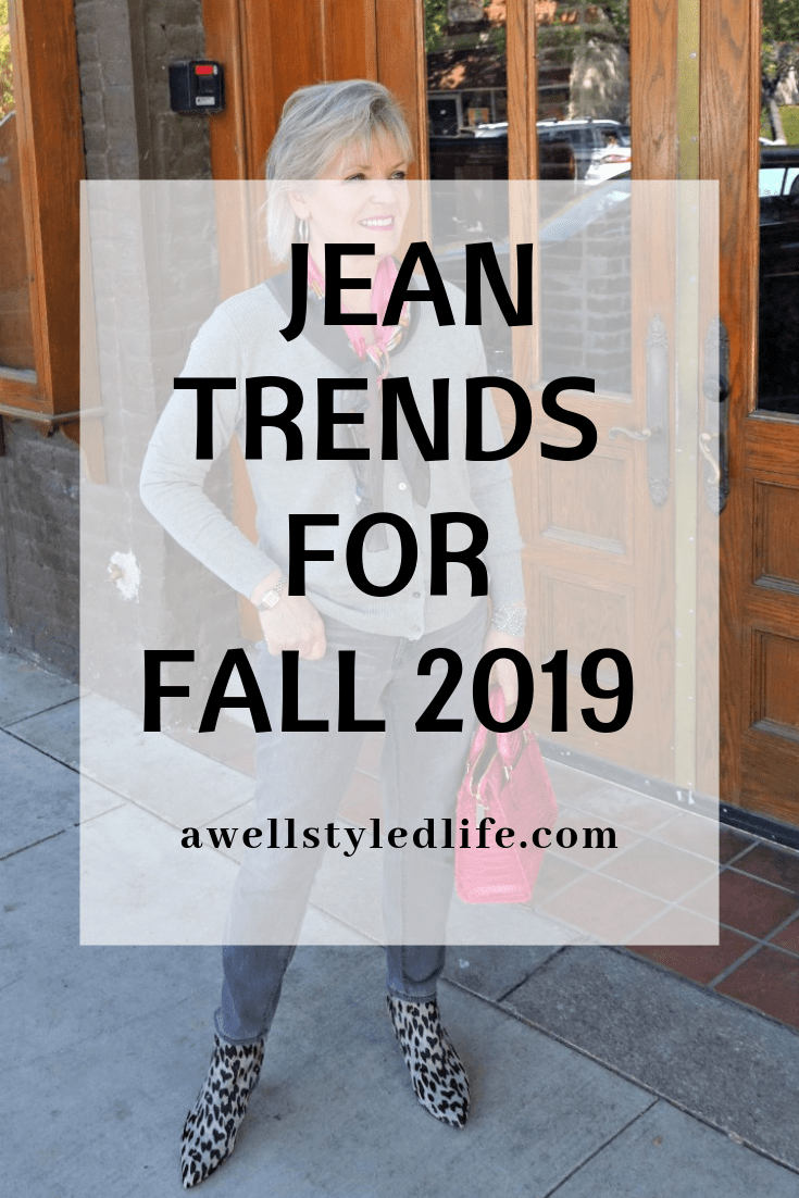 Jean Trends for Fall 2019