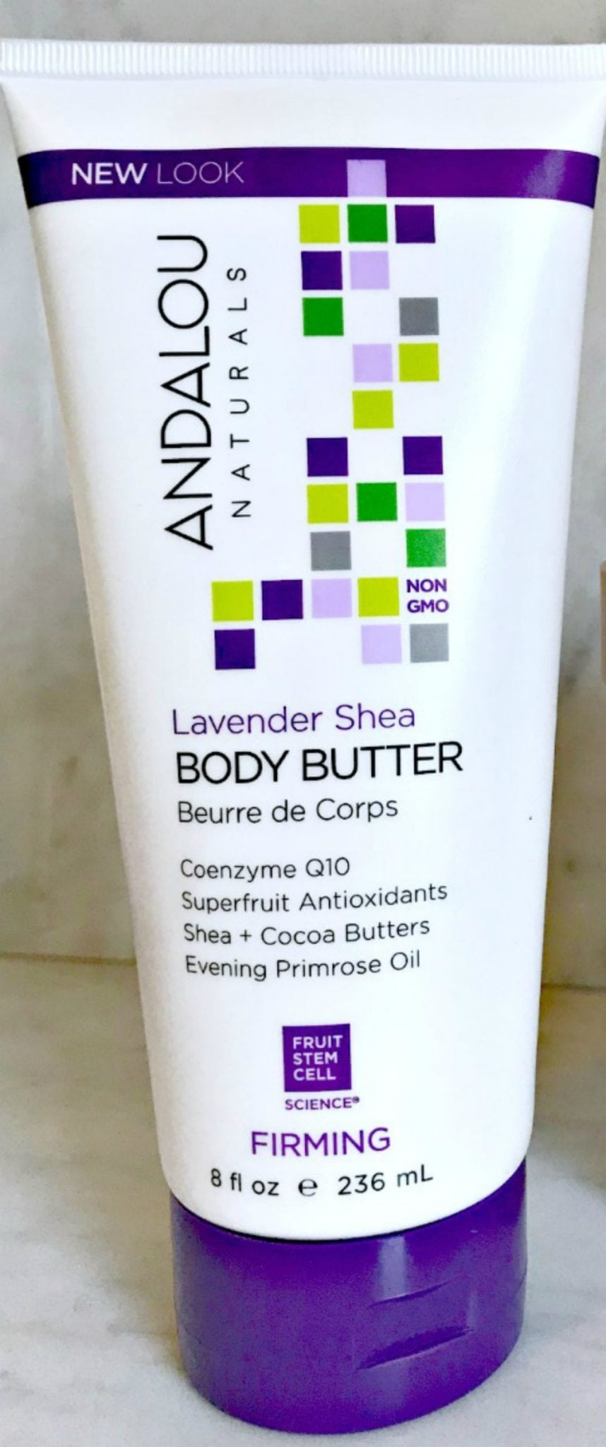 Andalou Body Butter on A Well Styled Life
