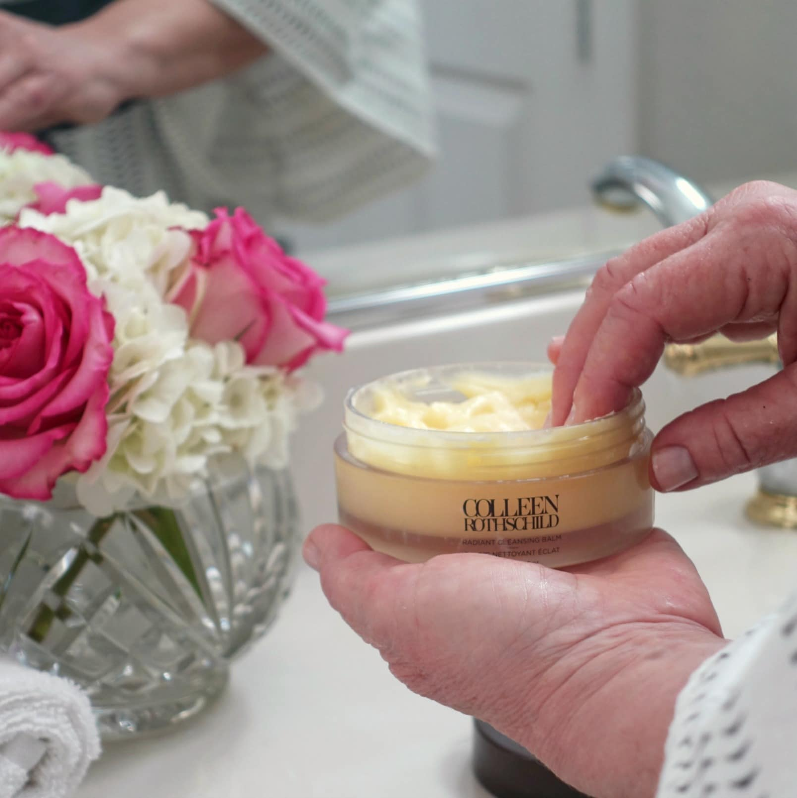 Radiant Cleansing Balm on A Well Styled Life