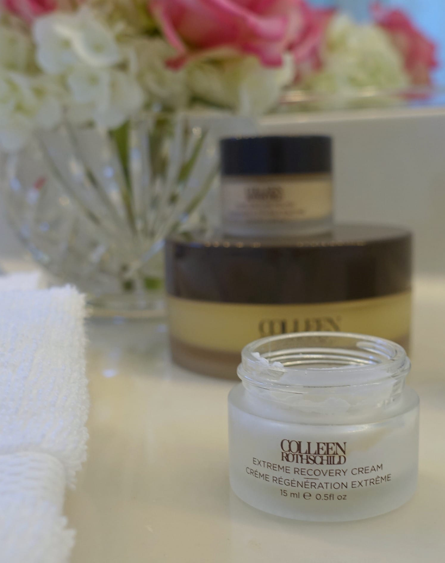 Colleen Rothschild skin care on A Well Styled Life