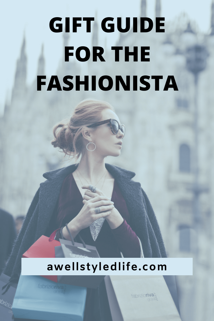 Eight Days of Giving: Gifts for the Fashionista