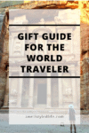 graphic for a git guide for the world travelee