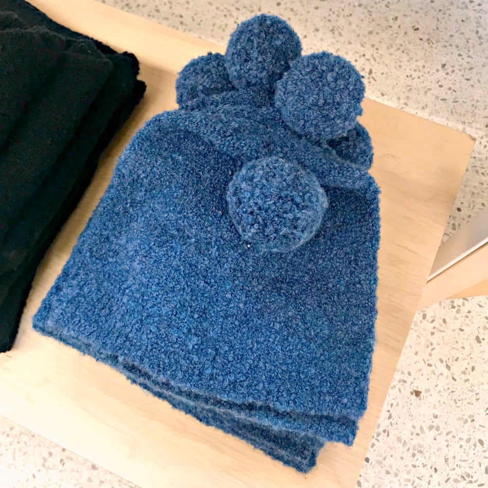 Teddy Beanie by Everlane on A Well Styled Life