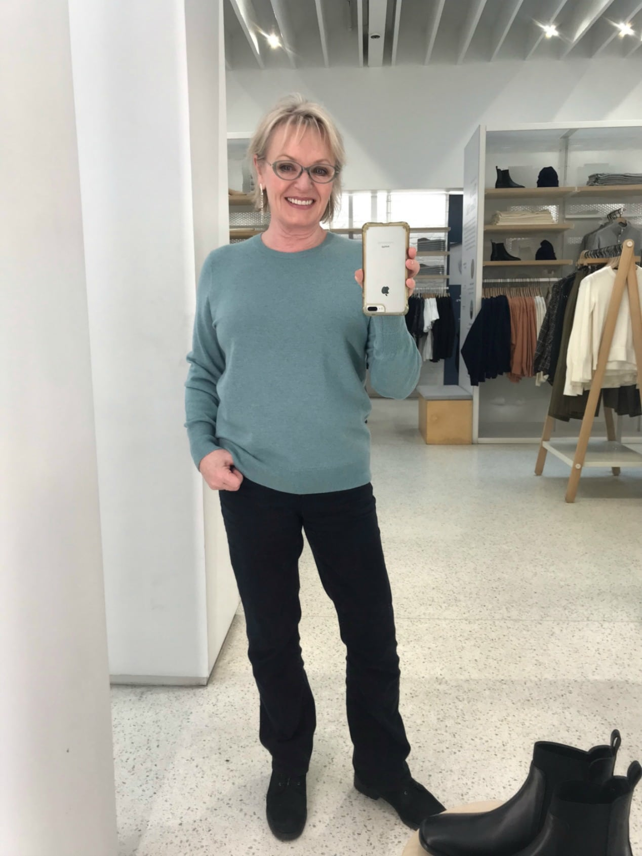Dressing Room Diaries: Soft and Fuzzy