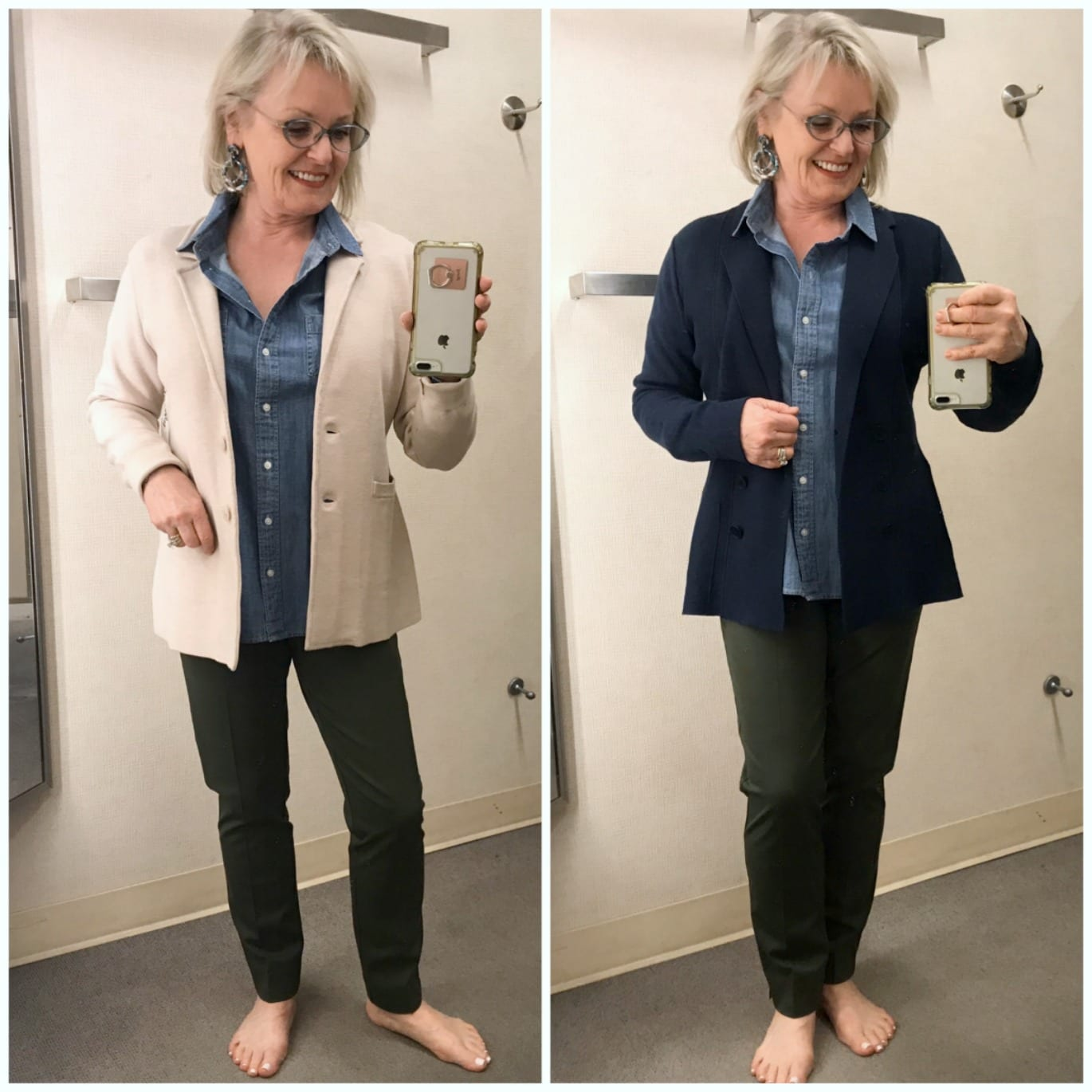 Dressing Room Diaries: Red, White, and Blue