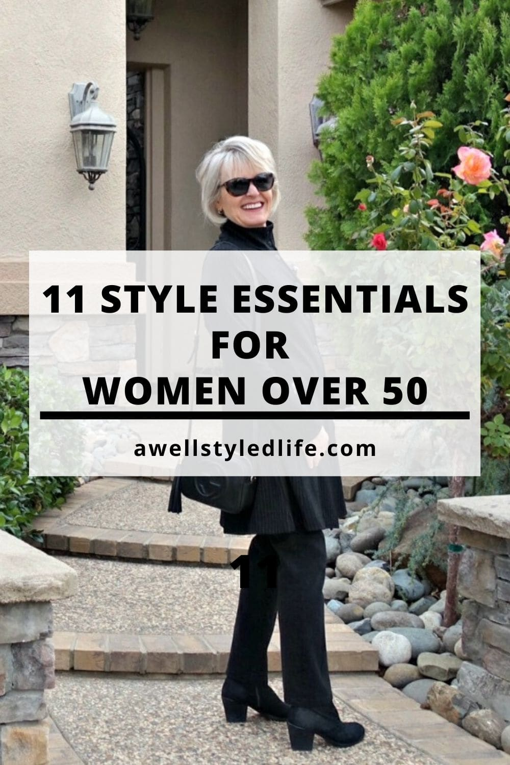 11 Style Essentials for Women Over 50