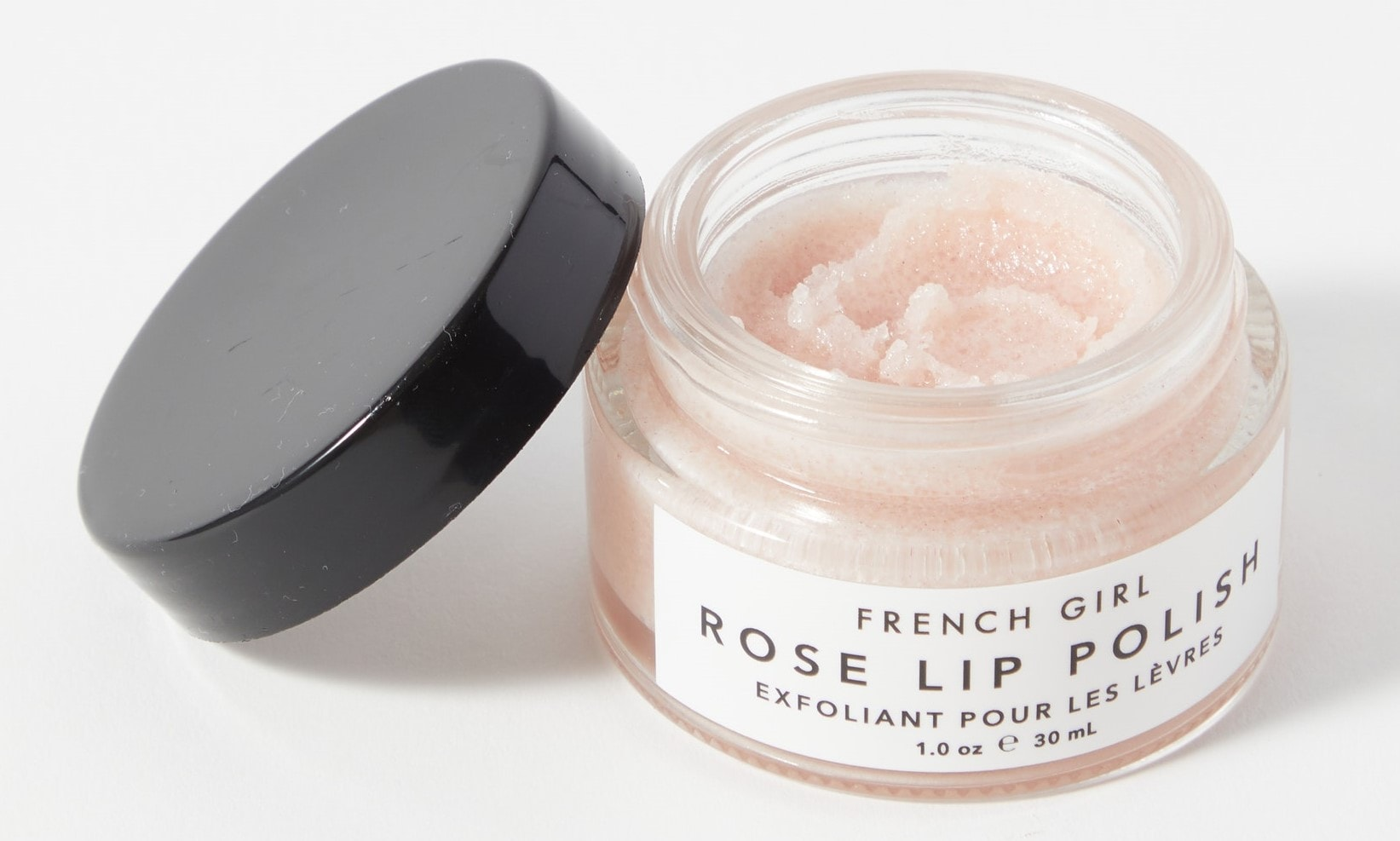 french girl lip scrub