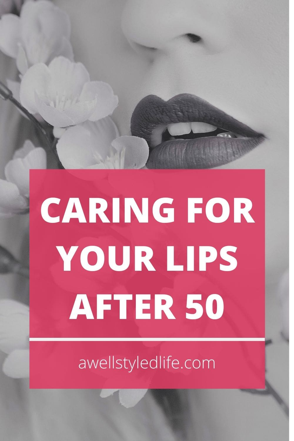 lip care tips after 50