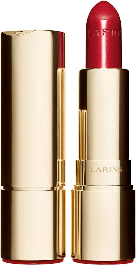 clarins red lipstick for women over 50