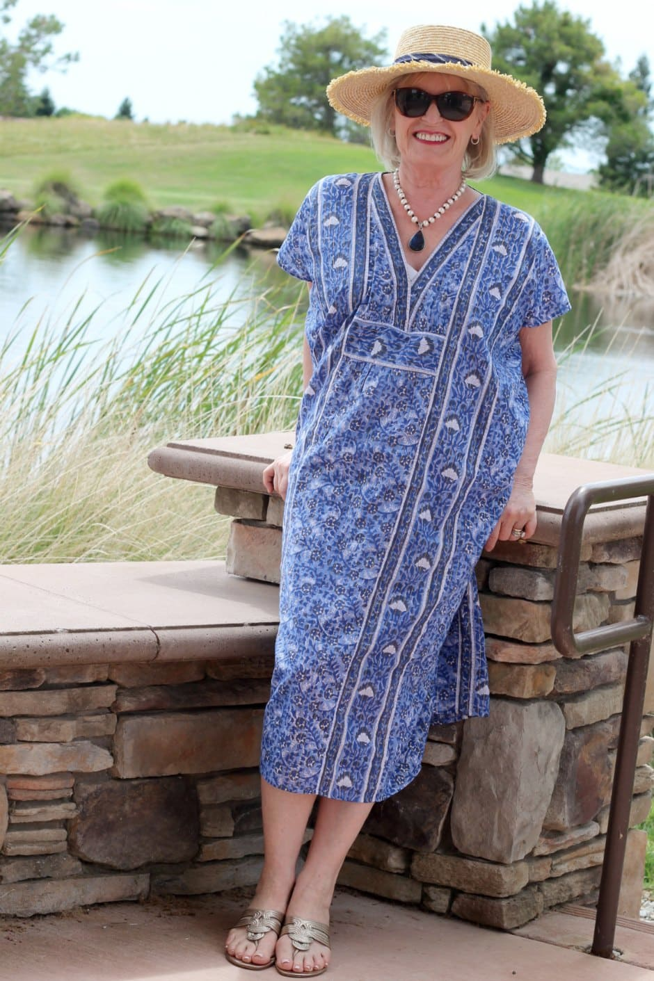 jennifer connolly wearing emerson fry caftan