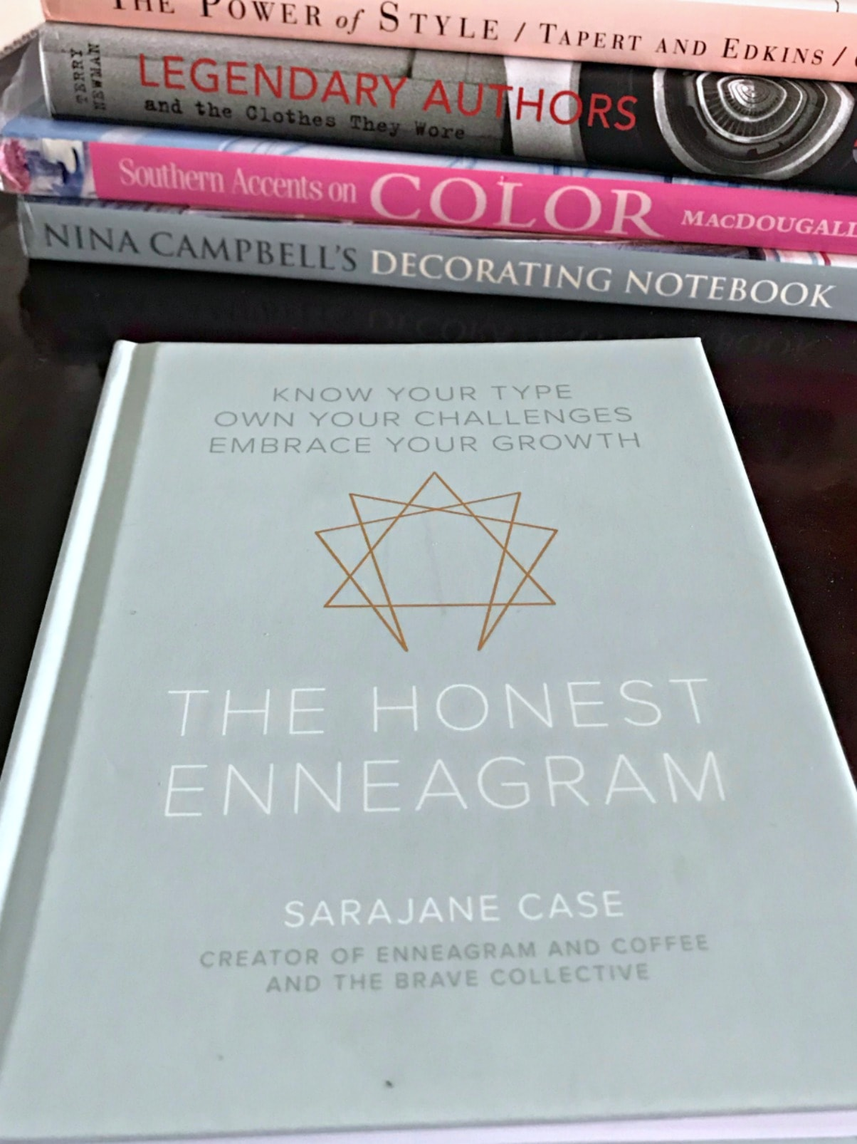 the honest ennegram book