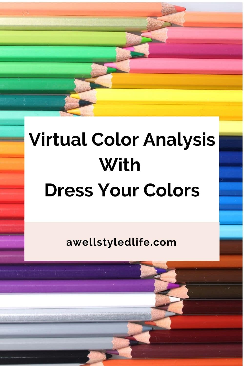 Virtual Color Analysis With Dress Your Colors