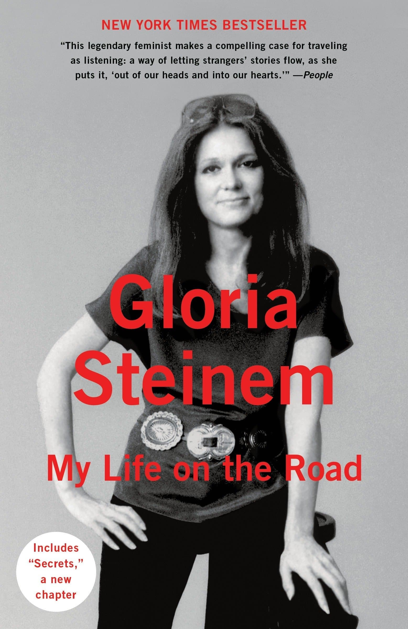 gloria steinem book