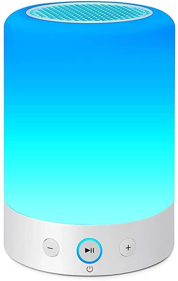 nighlight blue tooth speaker