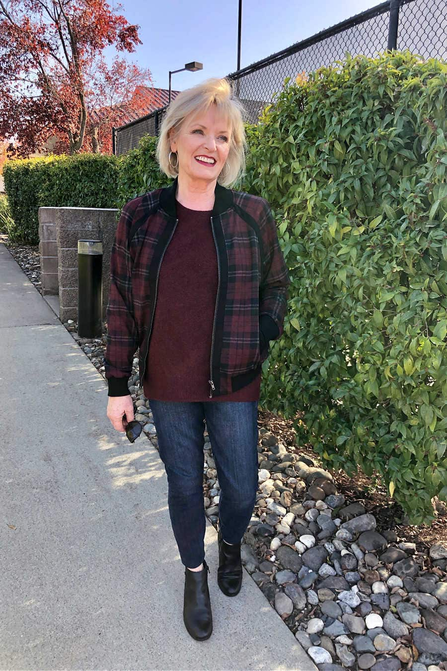 liverpool outfit on fashion blogger jennifer of a well styled life
