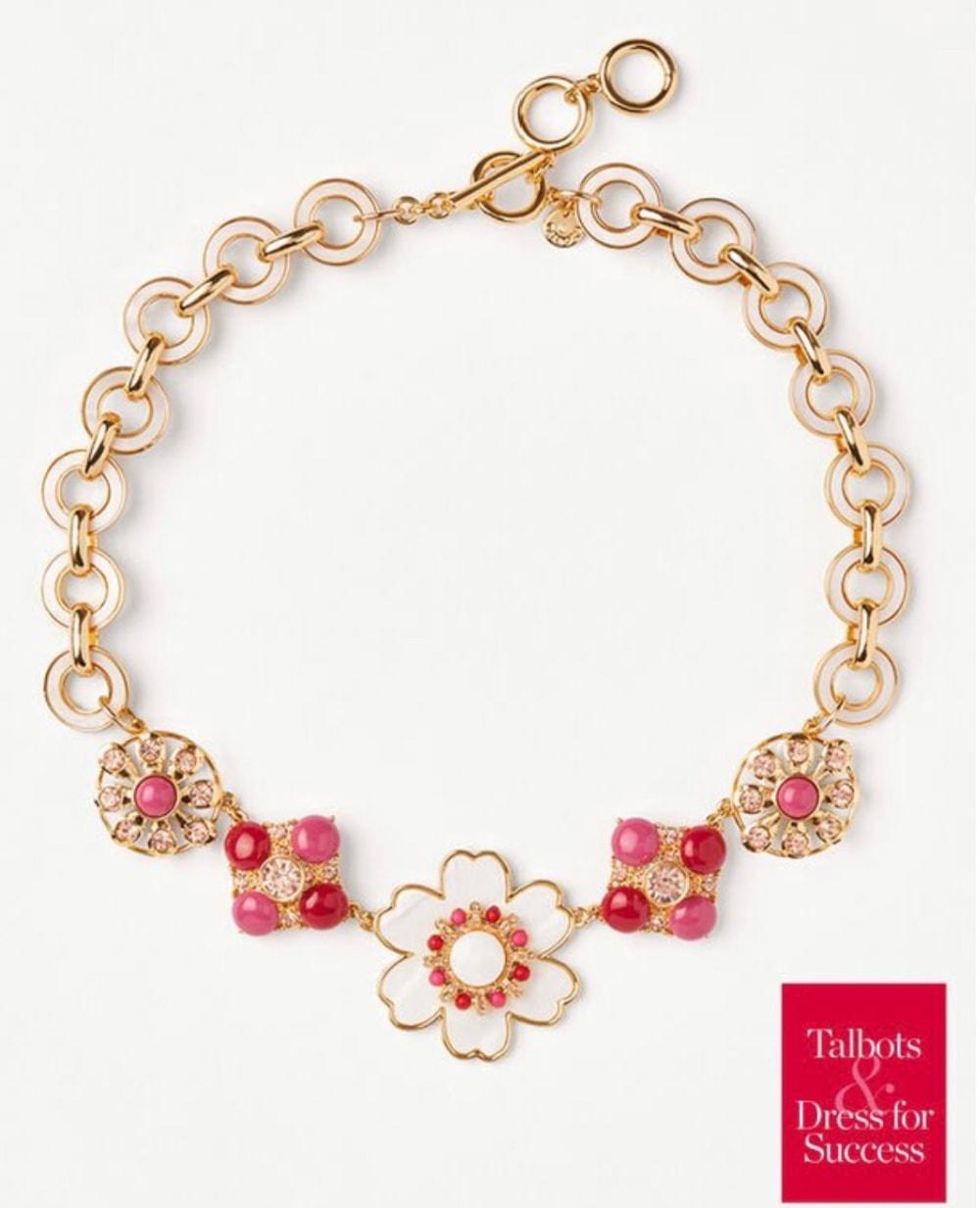 talbots gratitude necklace