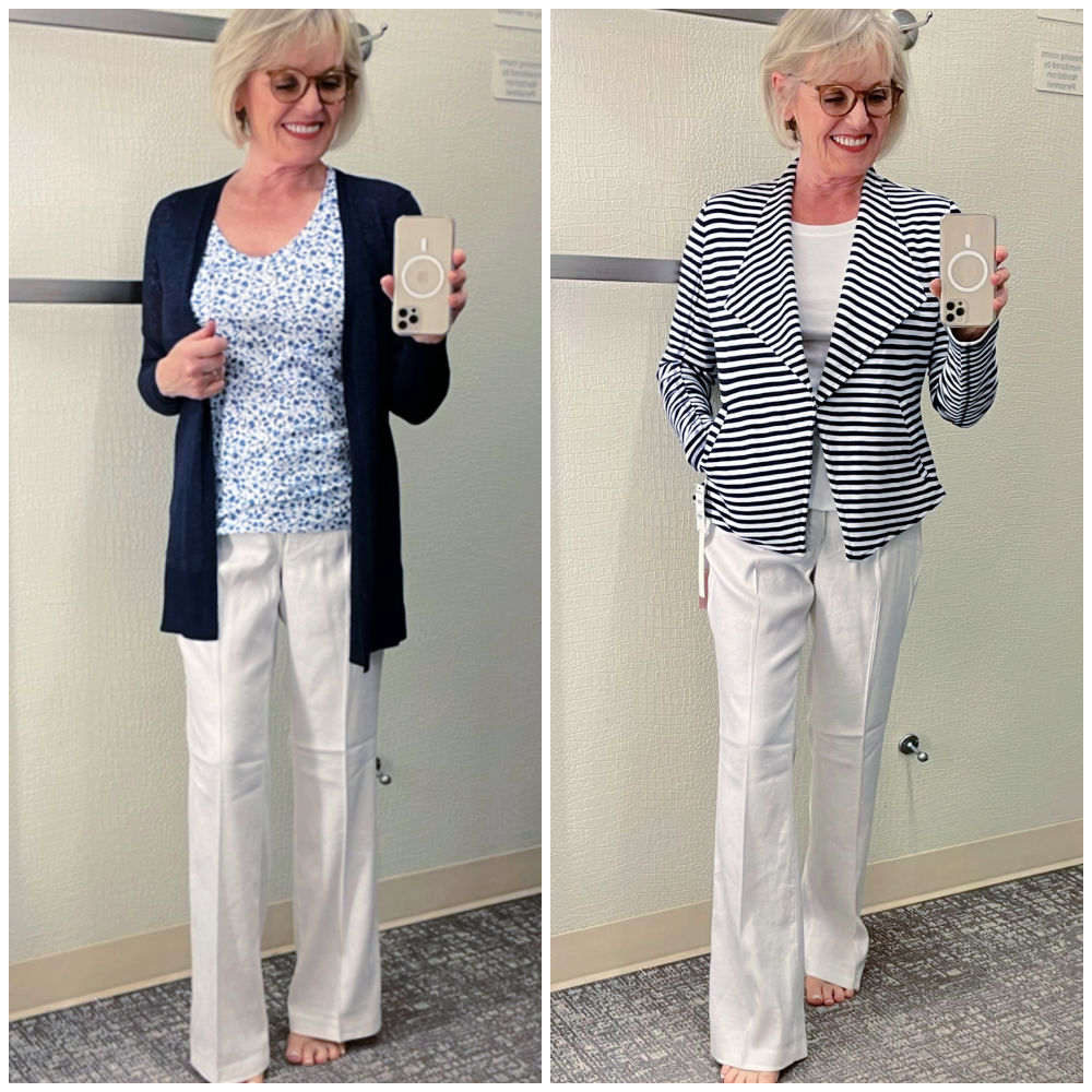 Dressing Room Diaries: Linen, Cotton, and Prints