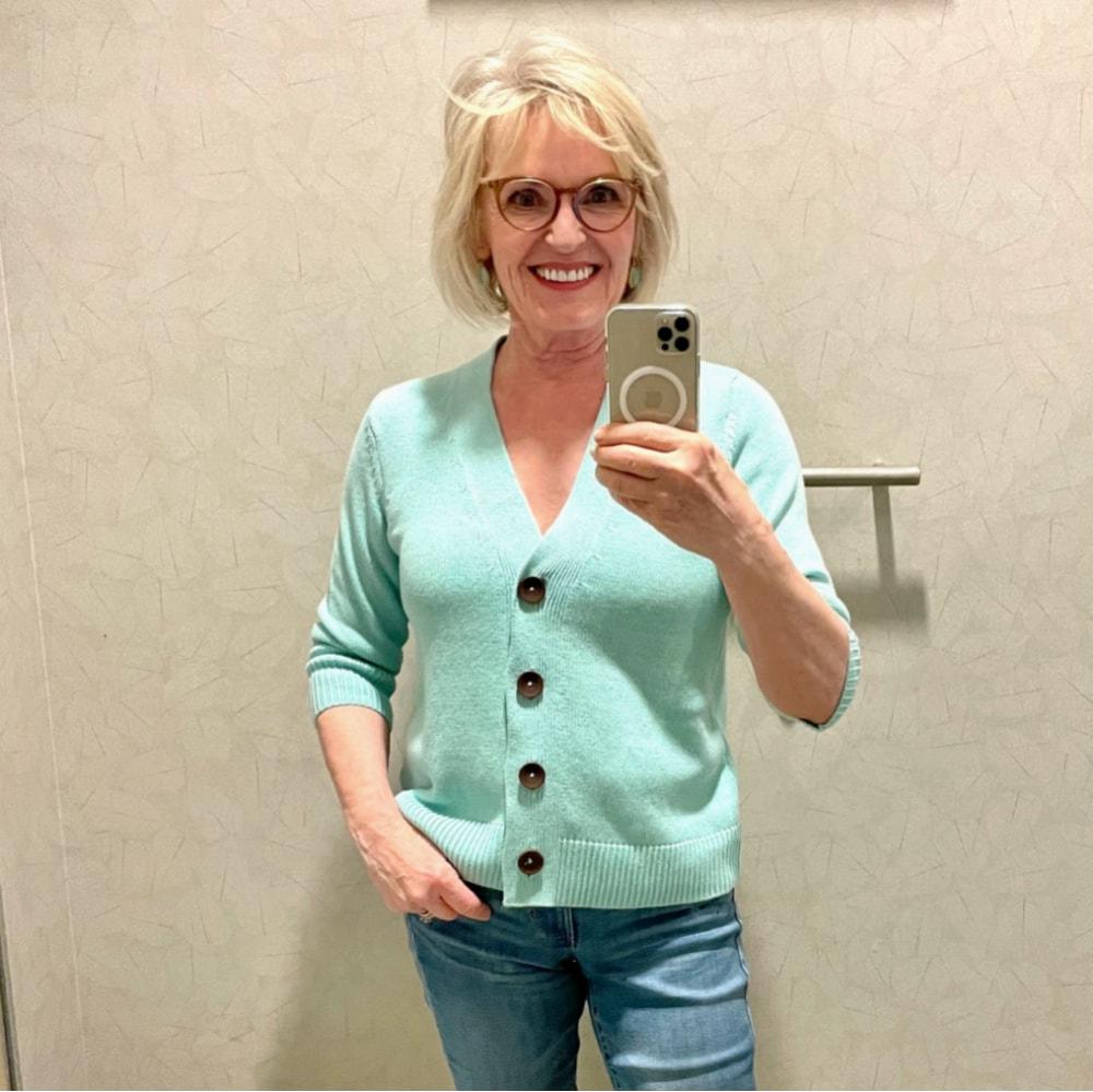 Dressing Room Diary at J. Jill